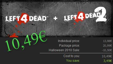 Il primo Left 4 Dead arriva su Mac