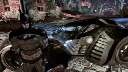 In Batman: Arkham City non si potrà guidare la Batmobile