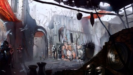 In Dragon Age 2 un punto di vista unico sulla narrazione della storia di Hawke