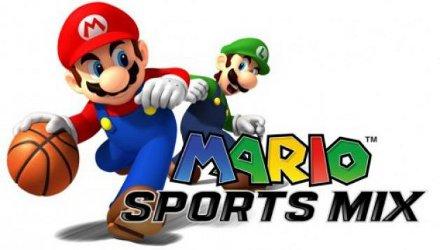 In Mario Sports Mix i personaggi di Final Fantasy e forse di Dragon Quest