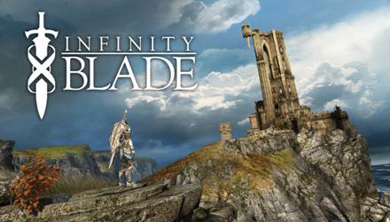 Infinity Blade avrebbe dovuto essere un titolo per Kinect