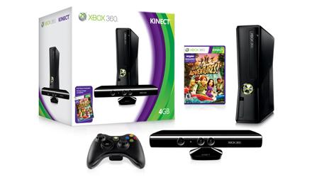 Kinect arriva il 4 novembre: ecco i primi giochi disponibili
