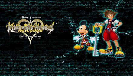 Kingdom Hearts Re:Coded sarà in Europa il 14 gennaio