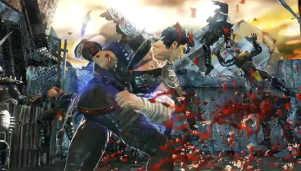 La demo di Fist of the North Star: Ken's Rage arriva domani