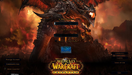 La patch 4.0.1 che introduce Cataclysm in World of Warcraft arriva domani