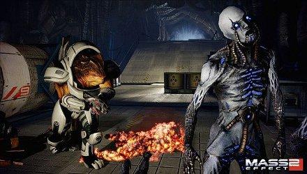 Mass Effect 2 su PlayStation 3 utilizza il motore grafico di Mass Effect 3