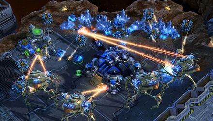 Novità in arrivo per StarCraft II prima di Heart of the Swarm
