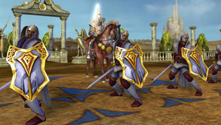 Nuovi dettagli su Magic: The Gathering Tactics di Sony Online Entertainment