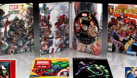 Nuovi personaggi in Marvel vs. Capcom 3: Zero e She Hulk