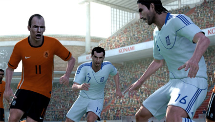 PES 2011: Konami già al lavoro sul secondo DLC ufficiale