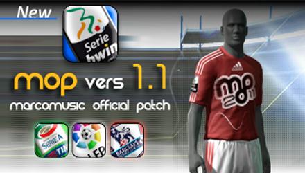 PES 2011: la patch MOP 2011 per PS3 giunge alla versione 1.1