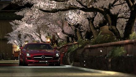 Spuntano George Clooney e Yakuza 3 dai panorami di Gran Turismo 5