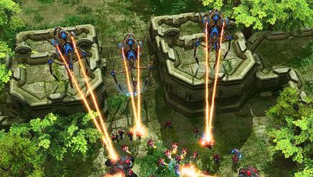 StarCraft II è il gioco più scaricato del momento
