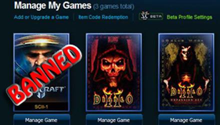 StarCraft II: migliaia di cheater bannati da Blizzard