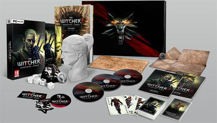 Svelate le edizioni da collezione per The Witcher 2: Assassins of Kings