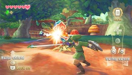 The Legend of Zelda: Skyward Sword è a metà dello sviluppo: uscita rinviata?