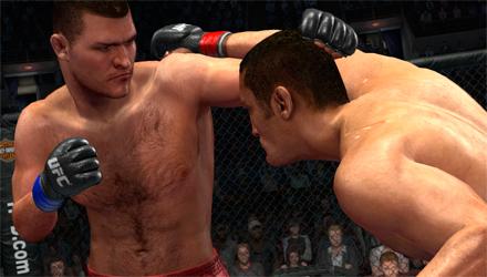 THQ annuncia l'imminente debutto del brand UFC Undisputed su iPhone e iPad