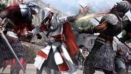 Un milione di copie in sette giorni per Assassin's Creed: Brotherhood