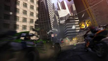 Una data, una demo e un DLC per Motorstorm: Apocalypse