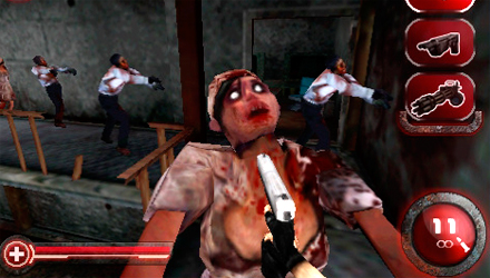 Zombie Crisis 3D: i non morti invadono nuovamente iPhone e iPod touch
