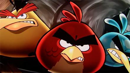 Rovio e 20th Century Fox insieme per Angry Birds Rio