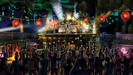 Activision reinventa Guitar Hero, ma senza i Led Zeppelin