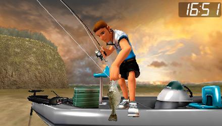 Angler's Club: Ultimate Bass Fishing 3D arriva su Nintendo 3DS