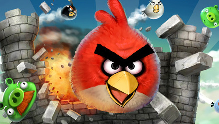 Angry Birds a quota 350 milioni di download