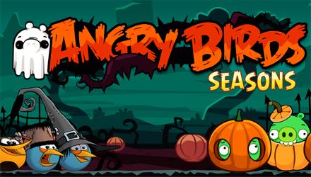 Angry Birds Ham'o'Ween e un nuovo protagonista per Halloween