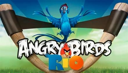 Angry Birds Rio disponibile sull'App Store, sarà il nuovo Super Mario
