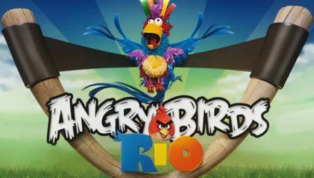 Angry Birds Rio: nuovo record, 10 milioni di download