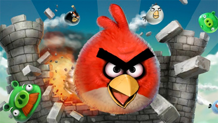 Angry Birds su Facebook entro la fine di marzo