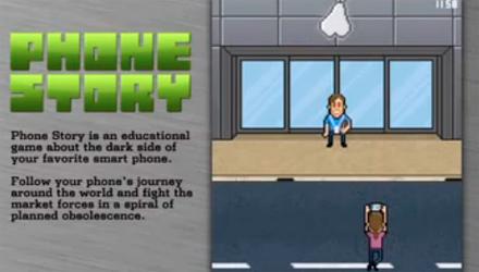 Apple elimina il gioco Phone Story per i suoi contenuti polemici