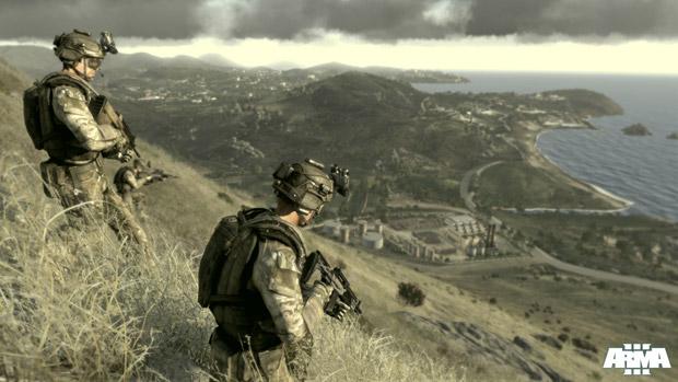 Arma 3 annunciato per l'estate 2012