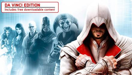 Assassin's Creed Brotherhood: Da Vinci Edition annunciato da Ubisoft