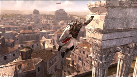 Assassin's Creed: Brotherhood in versione Classics e Platinum