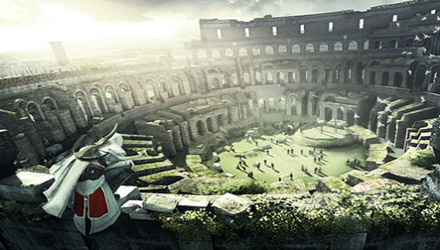 Assassin's Creed: Brotherhood, la mappa Firenze by Night per il multiplayer