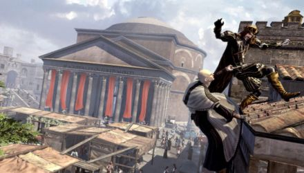 Assassin's Creed: Brotherhood su PC includerà 3D e supporto multi-monitor