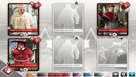 Assassin's Creed Recollection annunciato per iPad e iPhone