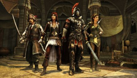 Assassin's Creed: Revelations, annunciato l'Ancestor Character Pack
