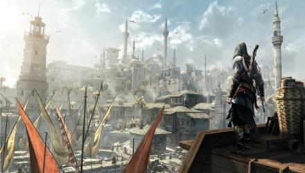 Assassin's Creed Revelations mette in palio un viaggio a Istanbul