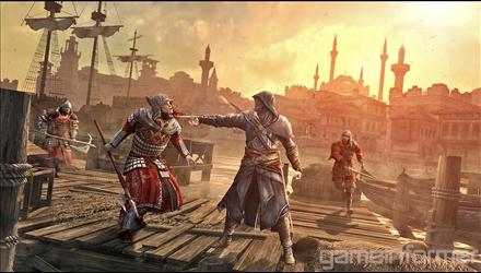 Assassin's Creed: Revelations, video e immagini della demo E3 2011