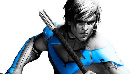 Batman: Arkham City, annunciato il DLC con Nightwing