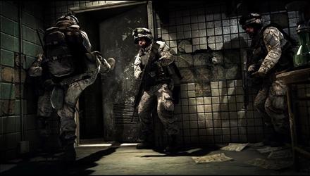 Battlefield 3: dettagli sul pacchetto di texture in HD per Xbox 360