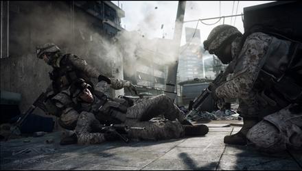 Battlefield 3: DICE rilascia un nuovo trailer e riceve l'applauso di Treyarch