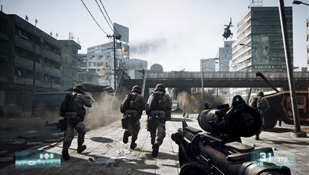 Battlefield 3, ecco le quattro classi per il multiplayer