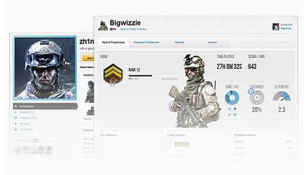 Battlefield 3, prime immagini e informazioni per il Battlelog