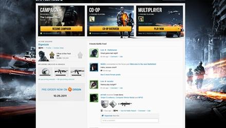 Battlefield 3, nuovi dettagli sul Battlelog