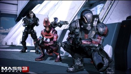 BioWare avrebbe voluto il multiplayer già nel primo Mass Effect