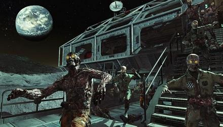 Call of Duty: Black Ops sulla luna con il DLC Rezurrection